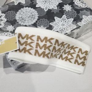 Michael Kors Metallic Headband